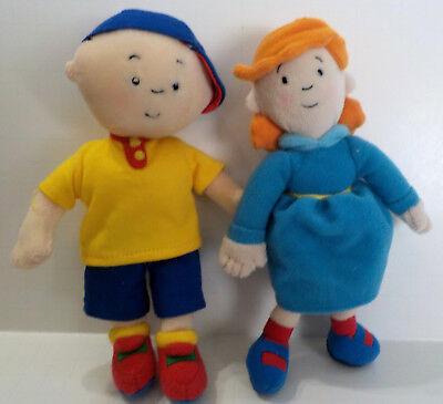 Caillou   Rosie Plush Dolls W  Beans 2001 Cinar
