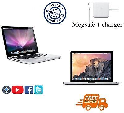 "Apple MacBook Pro 13"" (C2D) 8GB RAM 500GB HDD - A GRADE 12M warranty"