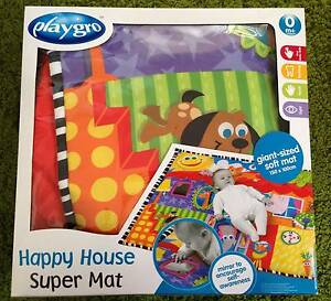 Playgro Happy House Super Mat Glenroy Moreland Area Preview