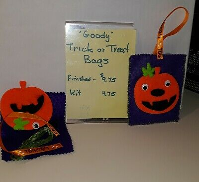 HALLOWEEN GOODY BAG & KIT for 18