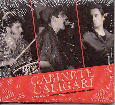 GABINETE CALIGARI