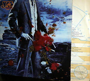 YES LP TORMATO PRESS USA 1978 INNER - Roma, Italia - YES LP TORMATO PRESS USA 1978 INNER - Roma, Italia