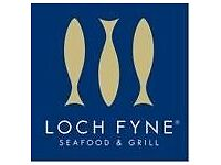 Head Chef - LOCH FYNE SEAFOOD & GRILL BATH. 30-34k. plus bonus