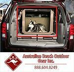 NEW ABO GEAR DOG DIGS ROLL-UP PET CRATE XL