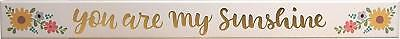 My Word Skinnies Painted Sign, You Are My Sunshine (77301)