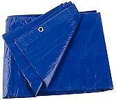 Seachoice Tarp Blue Vinyl 18' X 20' Scp 97175b