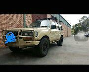 80 series landcruisers wrecking petrol and diesel Auto and manual Melton West Melton Area Preview