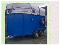 Horsebox for sale. Richardson supreme