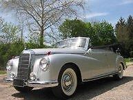 OLDTIMER BENZ AND PARTS SPECIALIST