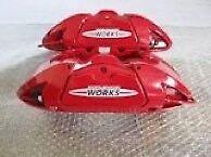 Mini John Cooper Works F56 Brembo front brakes