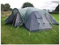 Tent: Outwell Hartford XXL (12 man)
