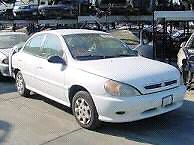 2001 Kia Rio RS 4 door Sedan