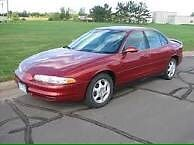 MECHANIC SPECIAL - 1998 Oldsmobile intrigue