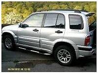 Suzuki Grand Vitara 2l 5 door 4x4