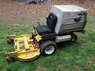 Wanted walker mower