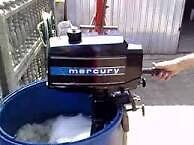 WANTED Small Outboard