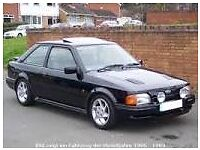 Ford Escort Fiesta rs turbo wanted