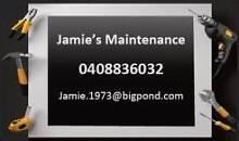 Jamie's Maintenance Baldivis Rockingham Area Preview
