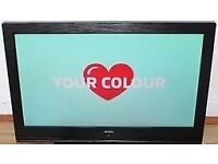 "Bush 32"" inch HD LCD TV, Built in Digital Freeview, DVD, USB, Original Remote. *Top Condition*"