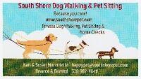 South Shore Dog Walking & Pet Sitting