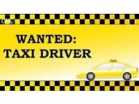 Taxi driver wanted