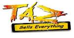 Taz Sells Everything