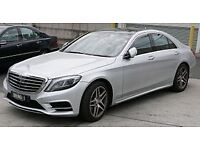 MERCEDES S CLASS W222 BREAKING SPARE PARTS