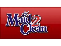 Part Time Domestic Cleaners Required in Poole and Bournemouth