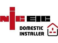 NICEIC Domestic Electrician Part P Registered