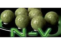 Richworth N-V Boilies For Carp Fishing frozen Freezer Baits 10mm 14mm 18mm Mainline Fishing