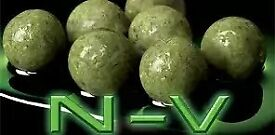 Richworth N-V Frozen Fresh new Boilies Carp Fishing Bait
