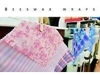 Beeswax Wrap Class - use Bees Wax Wraps Instead of Cling Film