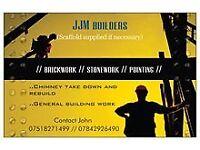 Bricklayer / Builder / Stonework / Scaffold