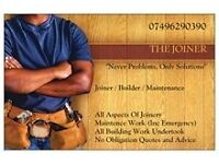 """Call """"The Joiner"""""""