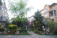 Townhouse for rent in North York