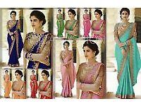 Bollywood Pakistani designers saree