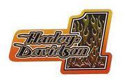 Harley Davidson Logo Stickers