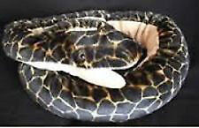 8 foot long - IKEA Snake Plush Soft Toy with Rattle  Sounds.