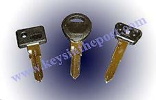Yamaha Motorcycle Key Cut for your bike NOT A BLANK! YZF R1 R6 Diversion Fazer