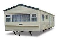 Contractor Accommodation Tunstall Near Hull. Luxury 6 Berth Static Caravan Double Glazed & Heated
