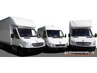 LARG Luton van with TAILIFT Man and van 24/7 call 07446041072