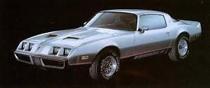 Looking For Formula Hood for 1980 Firebird
