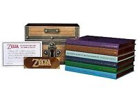 RARE The Legend of Zelda Box Set: Prima Official Game Guide Hardcover Limited Edition