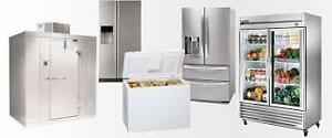 "Fridge Freezer  ""438 870 0417""  Residential ** commercial  $35 West Island Greater Montréal image 2"
