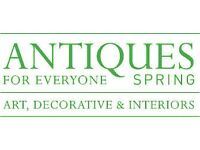 Spring edition of Antiques for Everyone Birmingham