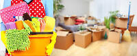 Move in Move out Cleaning Services