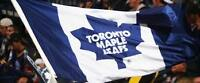 Winnipeg Jets vs. Toronto Maple Leafs  Wed, Dec. 2  A Game