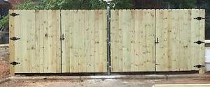Wanted Free 6 ft Wooden/Wire Fence