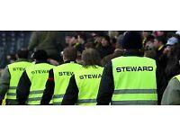 Events Staff , Stewards & Safety Jobs , Non SIA