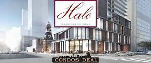 HALO Condos Yonge and College Downtown Subway VIP FIRST ACCESS